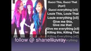 gucci this  gucci that (omg girlz)