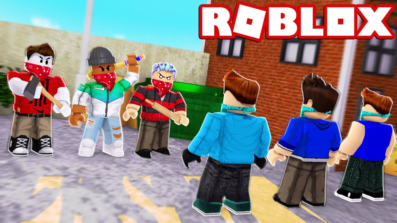 Bloods Vs Crips In Roblox Youtube