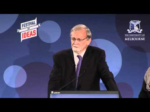 2011 Festival of Ideas - Keynote: War, Peace and National Identity