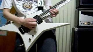 Canon rock guitar cover - JerryC funtwo