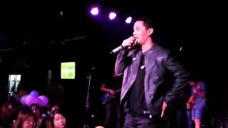GuN_5_ฟ้า @ Gun Napat Concert at Hollywood_(20-1-60)