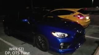 Pontiac GTO vs Genesis 2.0T vs WRX STI vs Genesis 2.0T