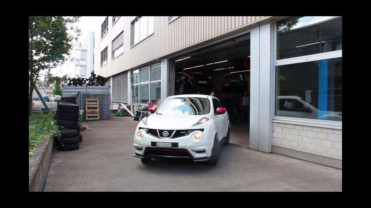 chiptuning nissan juke - city garage   gewinnerin mechanix-club
