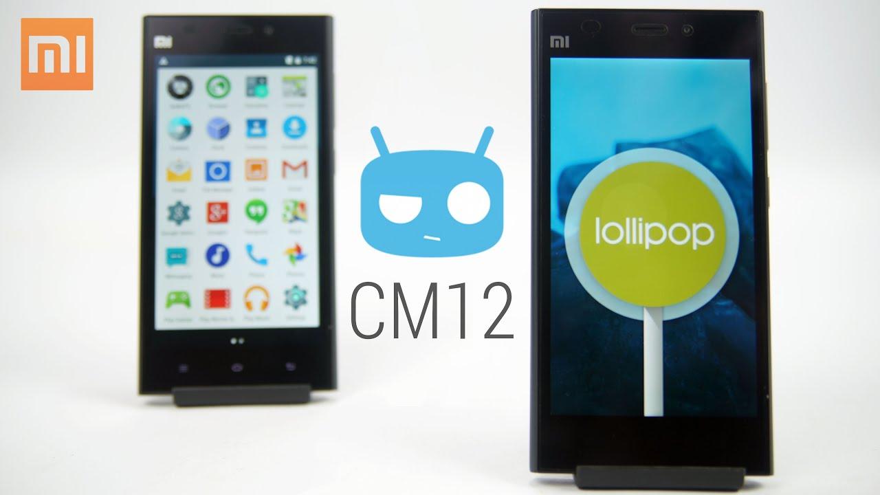 Xiaomi mi4 cm12 именной чехол для iphone