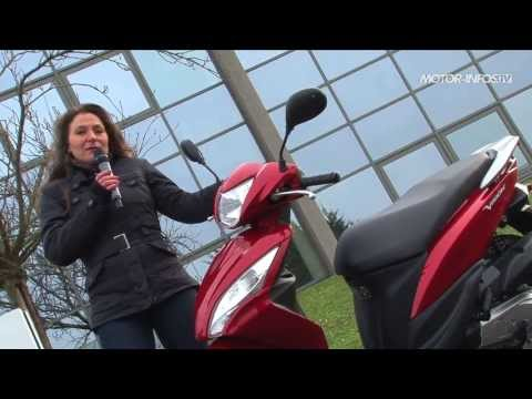 Essai Honda Vision 50 from YouTube · Duration:  2 minutes 27 seconds