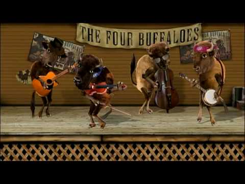 Lomax, The Hound of Music: Buffalo Gals