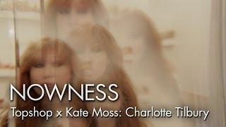 "Topshop x Kate Moss Ep2: ""Charlotte Tilbury"" by Leigh Johnson"