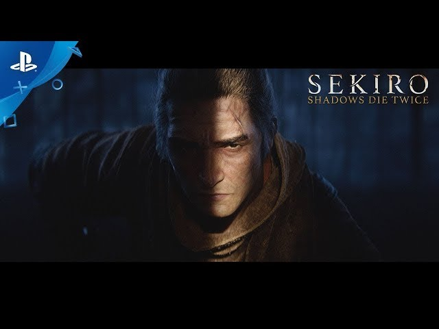 Sekiro: Shadows Die Twice | Story Preview Trailer | PS4