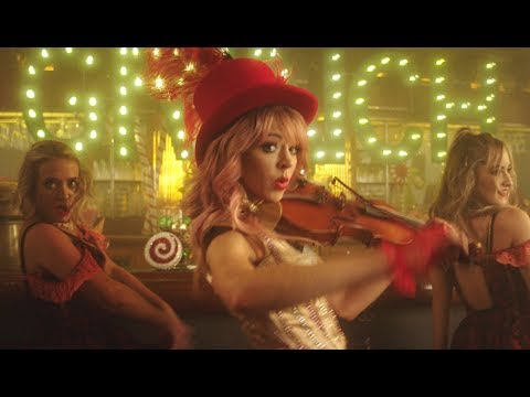 You're A Mean One, Mr. Grinch - Lindsey Stirling ft. Sabrina