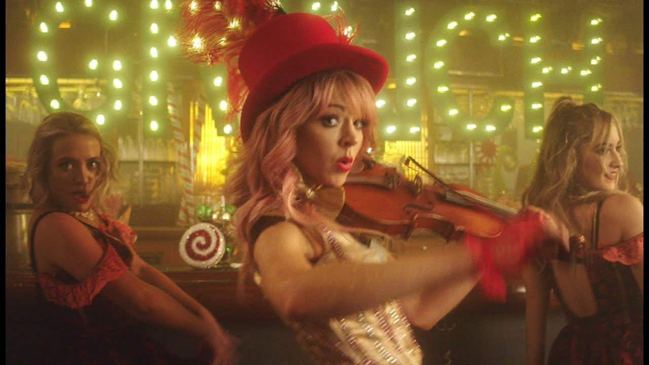 You're A Mean One, Mr. Grinch — Lindsey Stirling ft. Sabrina Carpenter