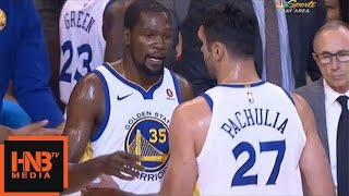 Golden State Warriors vs Denver Nuggets 1st Qtr Highlights / Sept 30 / NBA Preseason