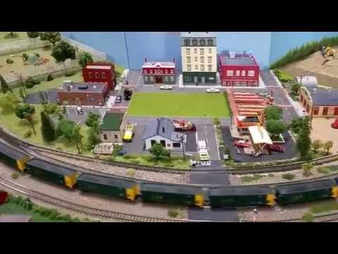 Trainfest 2016 Town and Farm Module