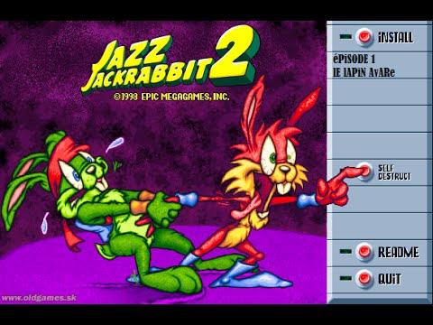 le jeu jazz jackrabbit