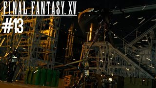 Final Fantasy XV PC Gameplay German #13 - Die zweite Imperium Basis infiltrieren