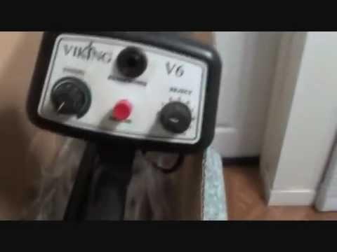 metal detecting uk ged dodd is selling his viking v6 youtube. Black Bedroom Furniture Sets. Home Design Ideas