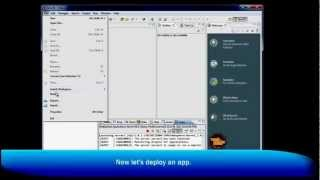 WebSphere Liberty Eclipse Developer Tools OSGi Demo