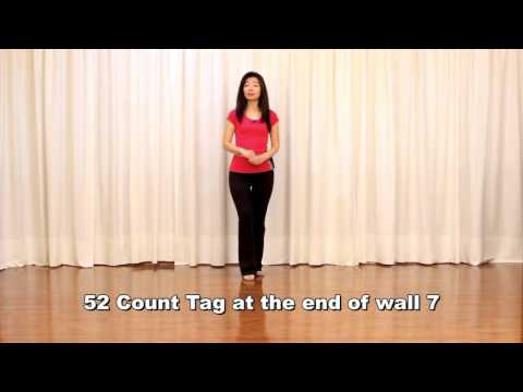 Cliché Love Song - Line Dance (Dance & Teach in English & 中文)