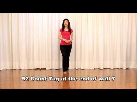 Cliché Love Song - Line Dance (Dance & Teach in English & 中文)