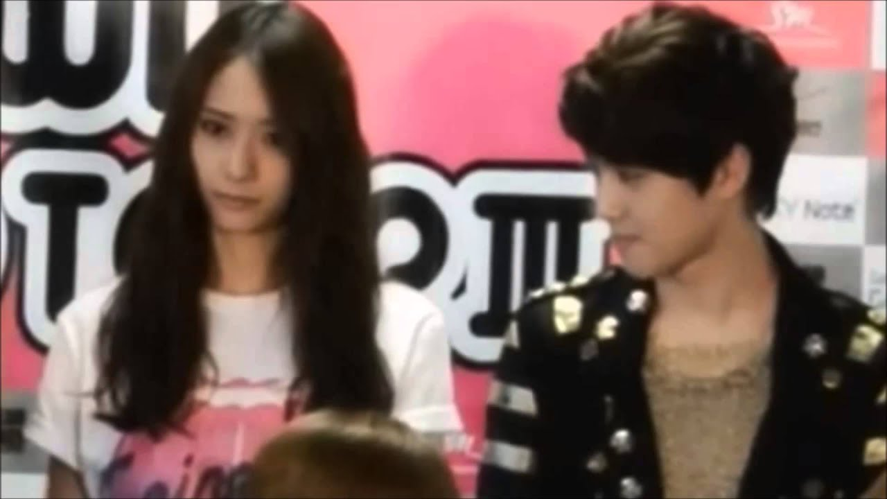 Kai and krystal dating 7
