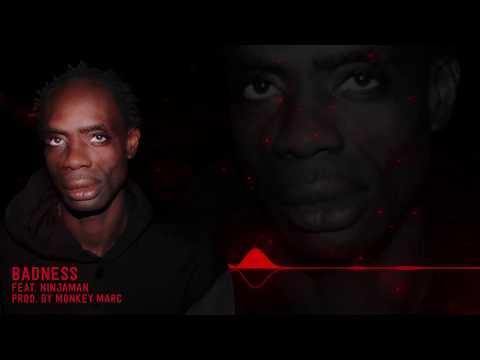 Badness - Ninjaman X Monkey Marc [Official Lyric Video]