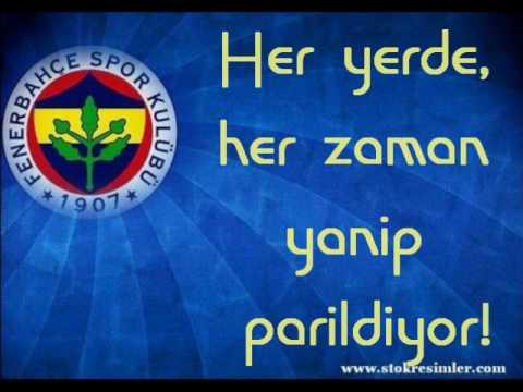 Fenerbahce 100. Yil Marsi Kirac lyrics