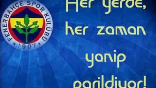 Fenerbahce 100. Yil Marsi Kirac lyrics Video