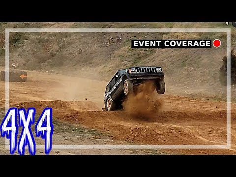 Tuff Truck Racing TESTING event for 2018 at the Franklin County Fairgrounds