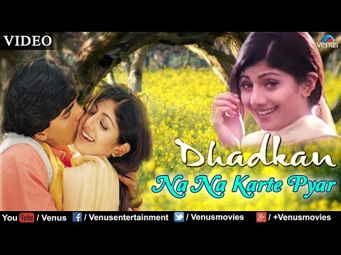 Na Na Karte Pyar - VIDEO Song | Akshay Kumar & Shilpa Shetty |Dhadkan | Best Bollywood Romantic Song