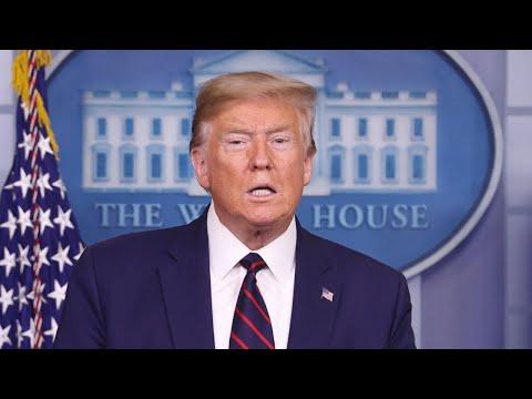 President Donald Trump And White House Coronavirus Task Force Daily Press Briefing   FULL — 4/2/2020