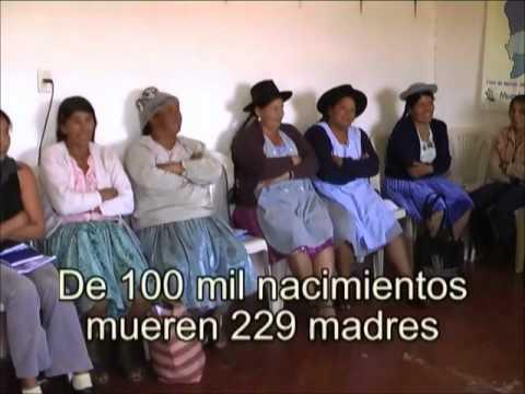 Mujeres Salud y Derechos - Parte 2
