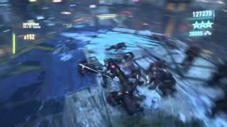 Batman: Arkham Knight AR challenge - Azrael