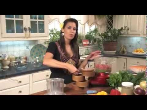 Julie Taboulie Street Food Stars Middle Eastern Style