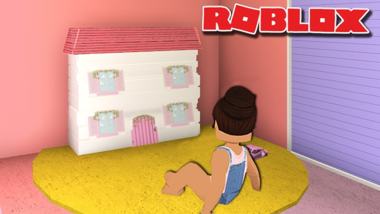 Making A Dollhouse For My Daughters Room Dollhouse Tutorial Bloxburg - dollhouse roblox