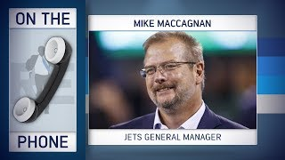 Jets GM Mike Maccagnan Talks NFL Draft & More with Rich Eisen | Full Interview | 5/2/18