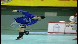 【ハンドボール】右利き右サイド!手首のスナップ?!シュート技術【handball】