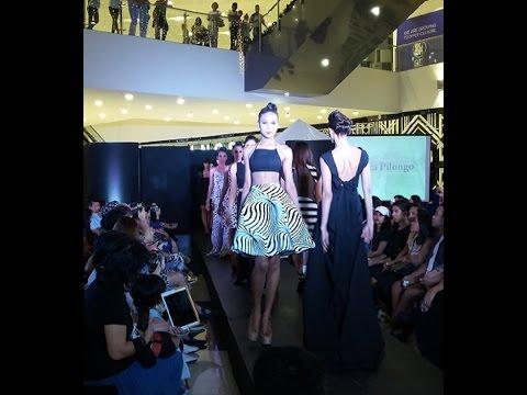 Beautiful Filipina Fashion Show ~ Bacolod City Philippines ~ SM City Mall ~ Miaca Pilongo, designer