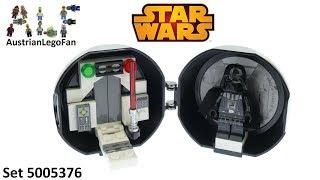 Lego Star Wars 5005376 Darth Vader Pod - Lego Speed Build Review