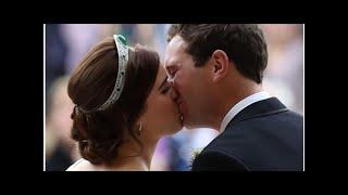 La boda de Eugenia de York y Jack Brooksbank en directo
