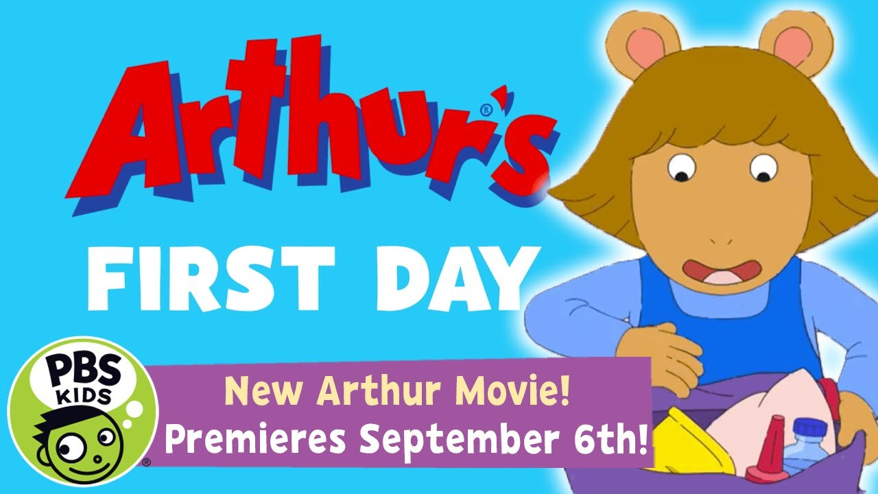 Download Arthur's First Day!   New Arthur Movie Premiere's Monday, September 6th   PBS KIDS