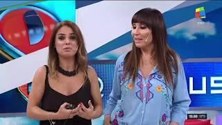 La despedida de Marina Calabró de Intrusos