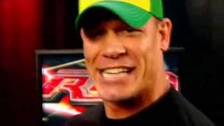 WWE Braking Point - John Cena vs Randy Orton