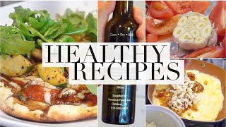 My FAVE 3 Healthy Recipes!
