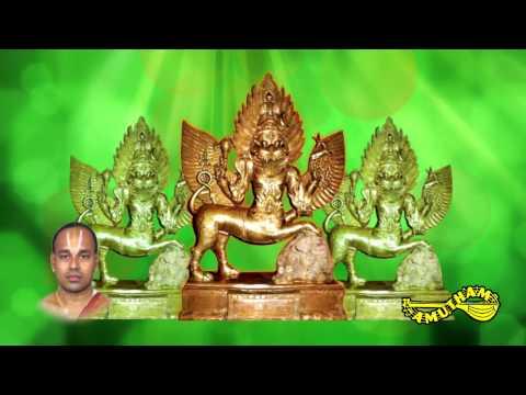Sri Sharabha Bhujanga Prayatam - Sri Sharabheswara Storamala - Maalola Kannan