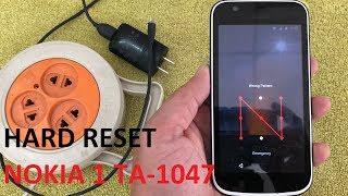 Hard Reset Nokia 1 TA-1047 | Xóa Mật Khẩu Nokia 1 TA-1047