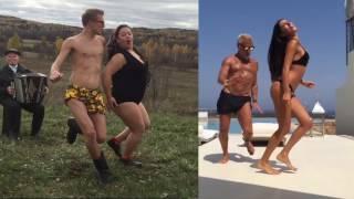 gianluca vacchi vs bonya&kuzmich