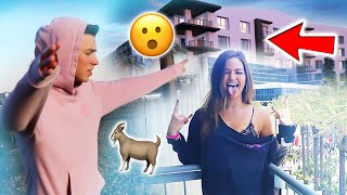 VISITING ERIKA COSTELLS HOUSE (GONE WRONG)
