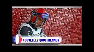 Décès accidentel du skieur david poisson lors d'un entraînement