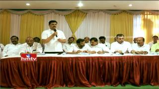 Kadapa TDP Leaders War Of Words Turns Hot Topic In District Politic   HMTV