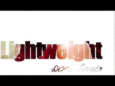 Lightweight ~ Demi Lovato ~ Acoustic Karaoke