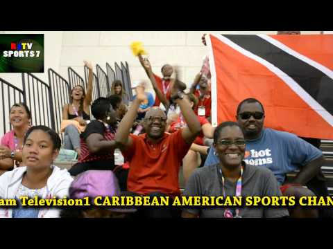 Special Olympic Game Basketball Trinidad and Tobago Vs New Zealand